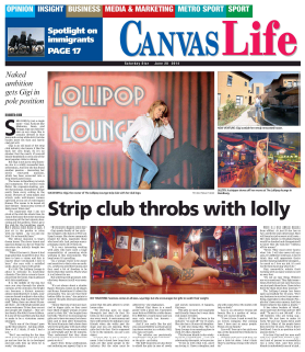 Saturday Star Canvas Life Cover Article Thumbnail